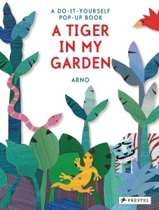 A Tiger in My Garden von ARNO