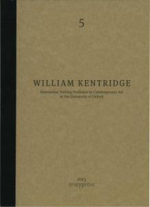 Portada Kentridge