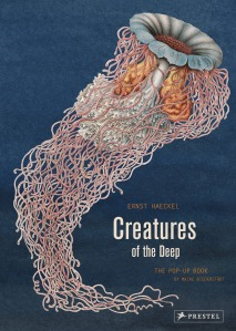 Creatures of the Deep Ernst Haeckel von