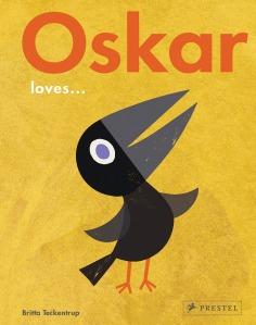 Oskar loves von Britta Teckentrup
