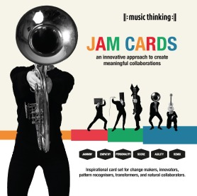 Music Thinking Jam Cards